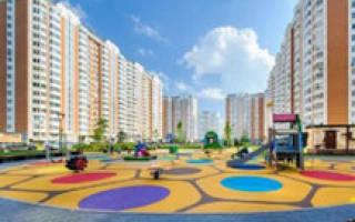 Фрунзенская жилой комплекс